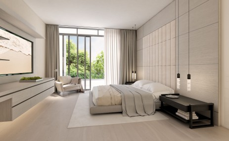 Master Bedroom - Eleven on Lenox
